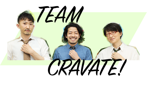 TEAM CRAVATE!